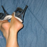 Nude Wife on heels: *NH Kelly