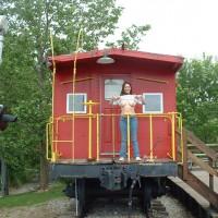 Nude Amateur:Trains 2