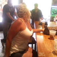 Bottomless Wife: Bar Flashing