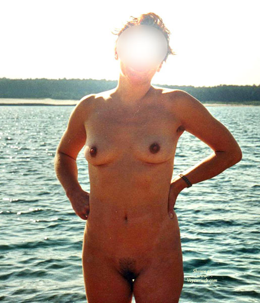 Nackt Baggersee