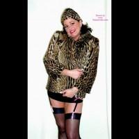 Cat Sheds Her Winter Coat
