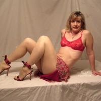 Jackielee In Pantyhose Part1