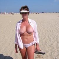 A Few Beach Shots Of Renee