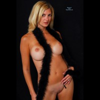Nude Milf - Big Tits, Blonde Hair, Milf, Shaved Pussy, Tan Lines, Naked Girl, Nude Amateur , Nude With Black Background, Milf With Tan Lines, Black Boa, Shaved Blonde With Black Fur Boa, Standing, Blonde With Big Tits, Full Face, Brown Eyes, Tanlines, Facing Camera, Tan-lined Blond Posing With Boa, Red Lips, Shaved Nude With Fur, Mature
