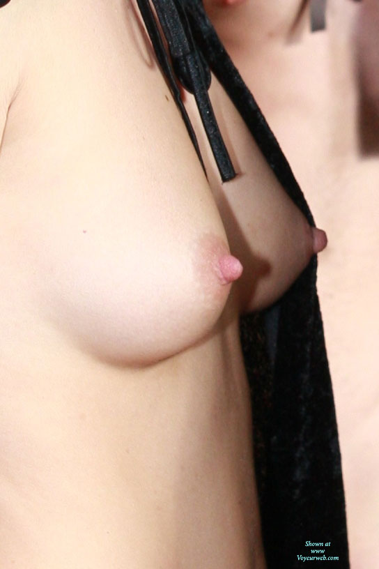 Girls point of view of boobs