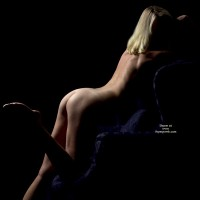 Blondes Back , Blondes Back, Foot Highlighted, Silhouette, Ass, Artistic Photograhy