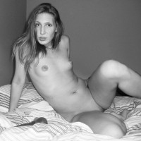 Nude Girlfriend:Redhead In B&W , These Are Some More Pictures From A Session We Had At Home In Our Bedroom. Twinkie Does It For The Comments, So Don´t Be Shy When You Look At Her Pics And Do Whatever You Do While Wathcing! See You All Again Soon!