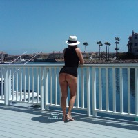 Bottomless Amateur:*SP Nice Day On The Dock