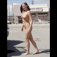 Nude In Public - Brunette Hair, Exposed In Public, Nude In Public, Nude Outdoors , Nude In Public, Nude On The Streets, Exposed, Outdoor Flash, Streaking Outdoors, Bare Feet, Public Nudity, Brunette