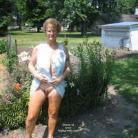 Mature Grandmother