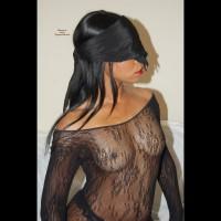 Black Girl Blind Folded In See Through Top - Black Hair, Brunette Hair, Erect Nipples, Hard Nipple, Long Hair, Small Tits, Topless , Dark Sexy Brunette Lady, Painted Lips, See-thru Top, Hard Black Nipples, Topless Amateur, Black Blindfold, Beautiful Blind Folded Black Beauty
