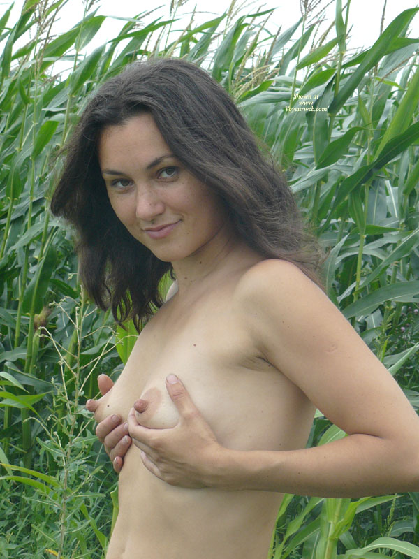 Farmers Daughter Hold'in Puppies - Topless, Naked Girl, Nude Amateur , Nasty Smile, Cfm Look, Naturaly Beautiful, Topless Farm, Perky Nipples, Warm Soft Skin, Small Boobs, Dreamy Eyes, Nude Me, Tight Tiny Tits, Holding Breasts, Corn Field, Cupping Tits, Totally Tubular