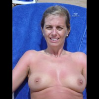 Topless Wife: Paola Topless