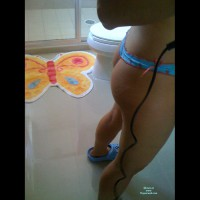 Amateur in Lingerie: *SA Bath