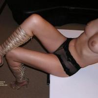 High Heels - Heels, Topless, Sexy Panties , High Heels, Black Panties, Topless, Body  N Heels, Sexy Artform