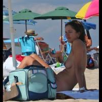 Beach Voyeur:Sandy Hook Beach Girls
