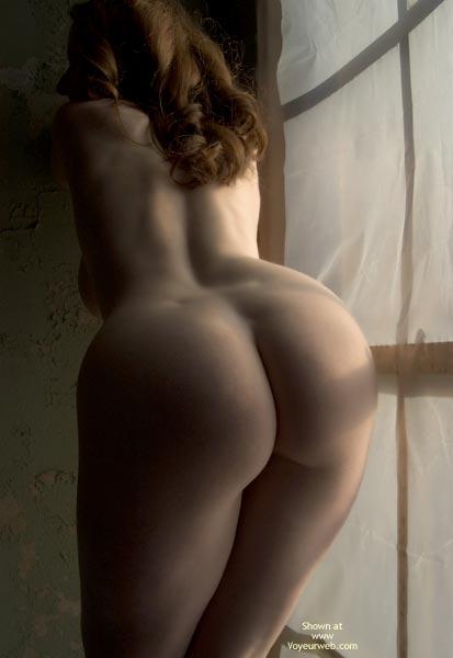 Firm Cheeks - Pale Skin, Round Ass , Firm Cheeks, Round Ass, Pale Skin, Smooth Skin