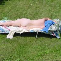 Nude Wife:*SP Hot Wife In Backyard