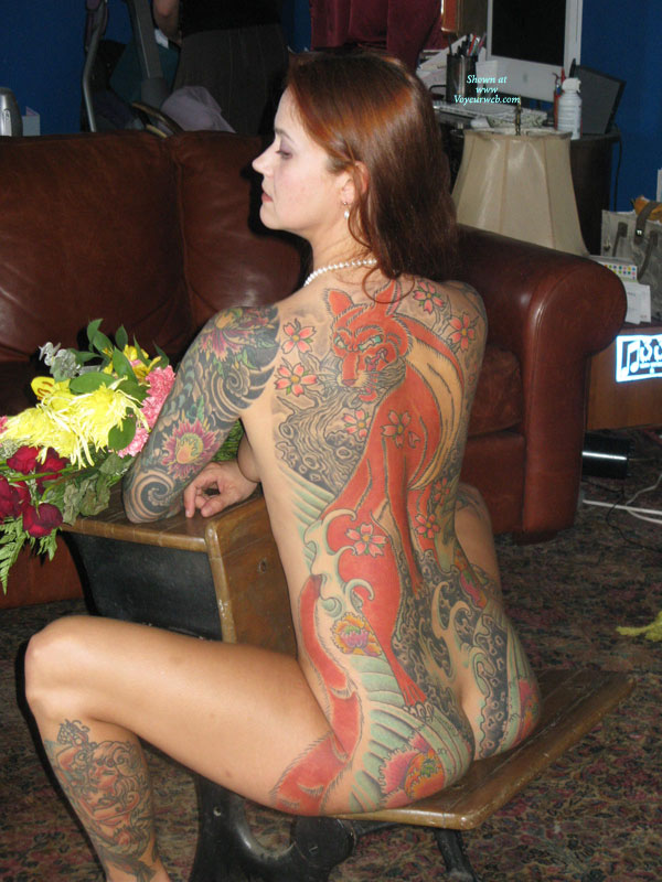 nude amateur Tattoos