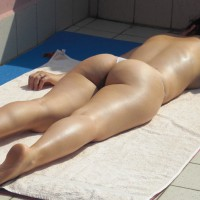 Topless : Sunbath 1