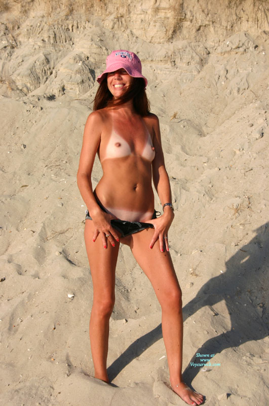 Tan Lines - Nude Outdoors, Small Tits, Tan Lines, Topless, Naked Girl, Nude Amateur , Girl Stripping On Beach, Pink Cap, Short Shorts, Topless Girlfriend, Standing On Sand, Girl Topless On A Beach, Topless Tanlines, Topless Nude Outdoor, Great Tan Lines