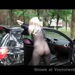 Bottomless Me:My Sex Car :-)