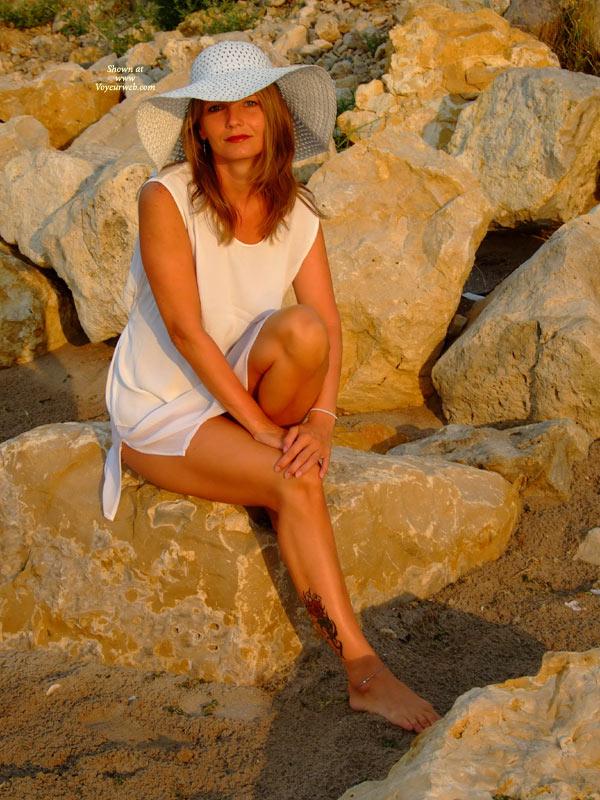 Pic #1Nude Amateur:Costinesti 2010