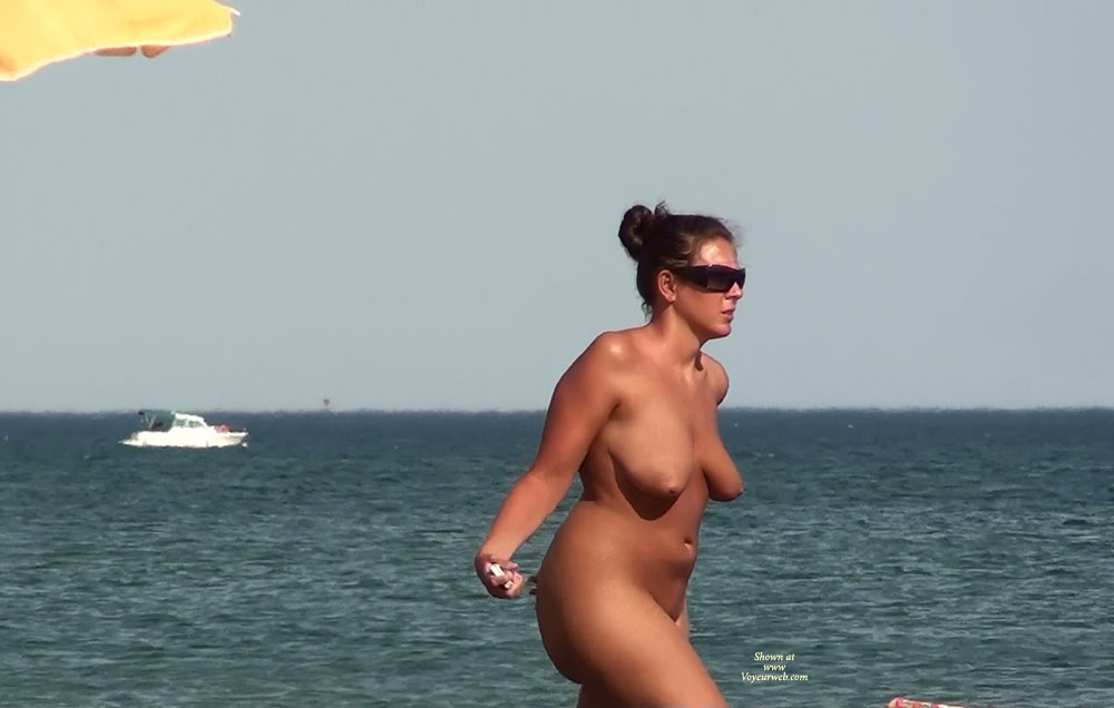 from Emmett nude in spanish beach