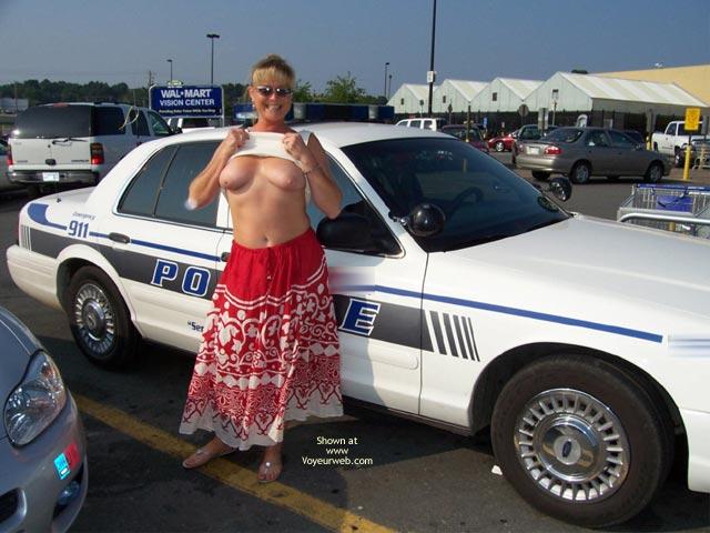 Cop Shots - Flashing , Cop Shots, Police Flashing