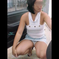 Amateur in Lingerie: Passeando No Shopping Bangu