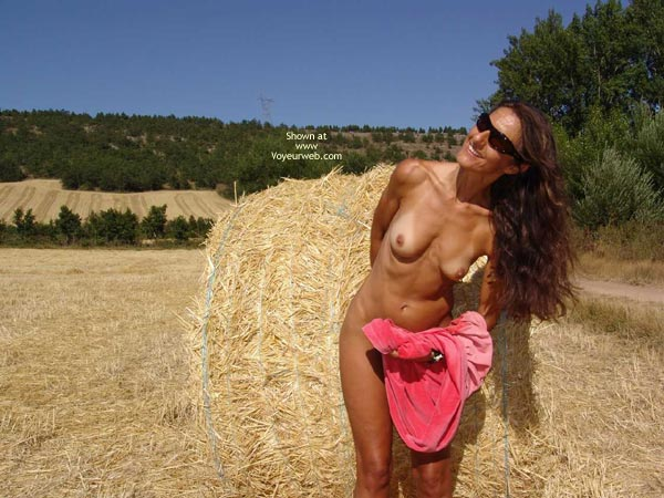 Nude Outdoor - Small Tits, Tan Lines, Topless , Nude Outdoor, Small Tits, Farming Pics, Tan Lines, Topless