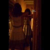 Pantieless Girlfriend:*FD Alma In Week End Rural House