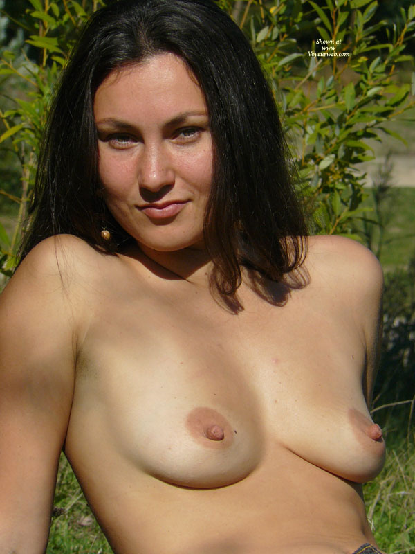 Nude girl freckles can suggest