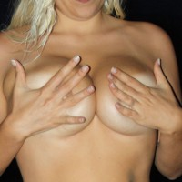 Topless Amateur: Friend Topless