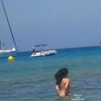Beach Voyeur:Two Italian Girls