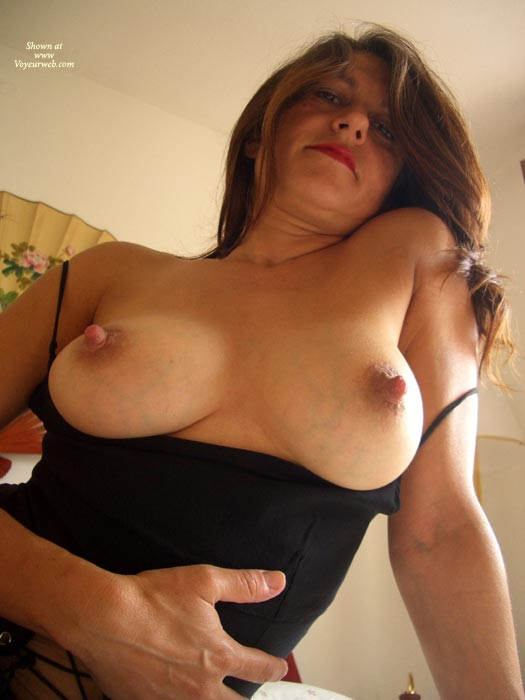 Nude women erect nipples