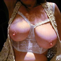 Topless Wife:My Gorgeous 67 Yo Wife