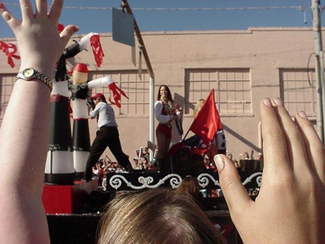 Pic #1 Gasparilla Day Parade Of Pirates