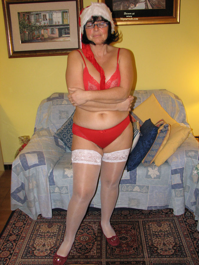 Pic #1Wife in Lingerie: *XM Pantyhose And Hairy