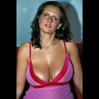 Pantieless Girlfriend:Anja