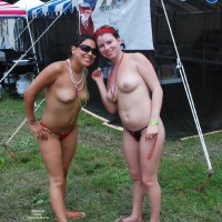 Topless :What I Saw At Hog Rock