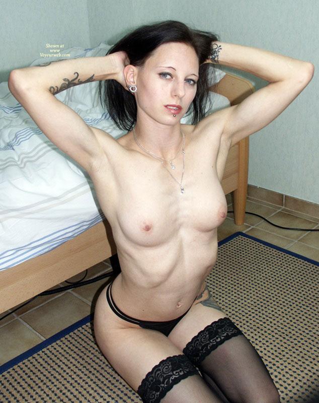 Tanja-Suecide , Tanja My Suecide Tatooed Sister Naked