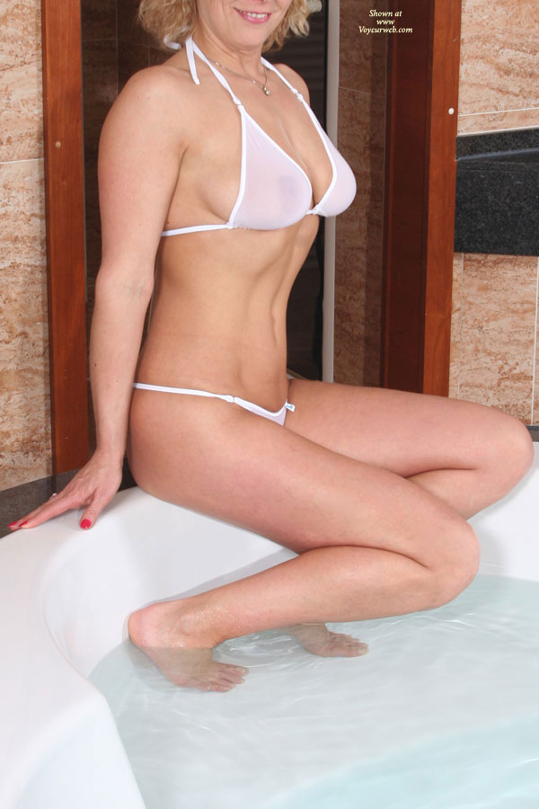 @ The Jacuzzi , Do You Want To See More Pics Of Me? Please Comment And Vote! Hugs MySecret