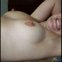 Katie - My Nips , I Have Gotten Some Compliments In The Past On My Hard Nipples. Here Are A Few To Enjoy. Love To Hear The Comments.
