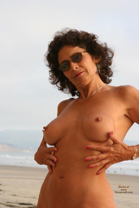 Hard Nipples - Erect Nipples, Hard Nipple, Mature, Naked On Beach, Nude Beach , Hard Nipples, On The Beach, Feeling Her Body, Erect Nipples, Mature, Naked On Beach, Nipples On The Beach