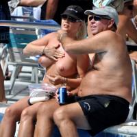 Pool Party @ Dante's , Part Of Fantasy Fest In Key West (2010)