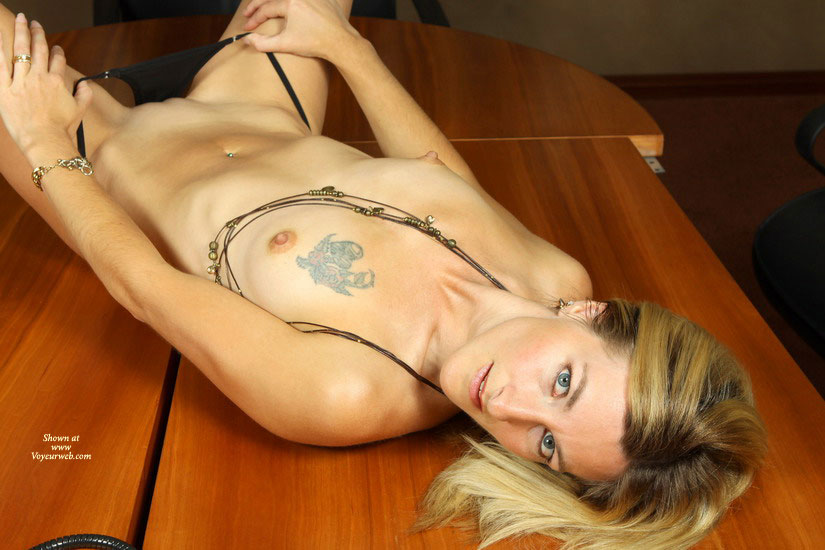 Nude Girl On Table Showing Bald Pussy - Blonde Hair, Blue Eyes, Shaved Pussy, Small Breasts, Small Tits, Bald Pussy, Naked Girl, Nude Amateur, Sexy Girlfriend , Small Tits With Boobie Tattoo, Benchmark, Short, Erect Nipples, Cookie Sheet Breasts With Tat, Table Top Temptress, Nude Slim Sexy Chick