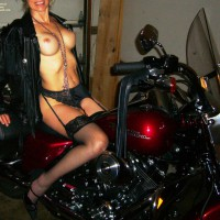 On The Harley