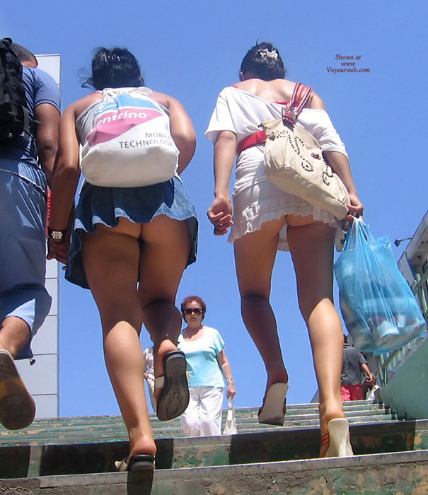 Upskirts 4 , Some More For Fans! Tnx For Good Comments And Sorry If Quality Isn't Maxim Everytime! Just Enjoy The Girls!