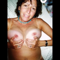 Squeezing Tits - Erect Nipples, Hard Nipple, Milf, Tan Lines , Squeezing Tits, Hard Nipples, Pert Breasts, Erect Nipples, Tanned Milf, Breast Exam, Milf Boobs, Tan Lines, Squeezin Boobs